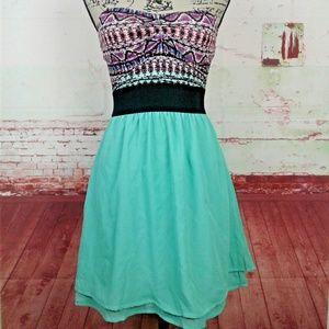 Rue21 Women's Strapless Dress Size Small